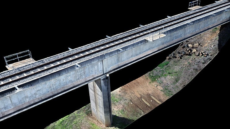 railway bridge condition inspection